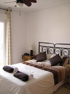 Double room with its own terrace