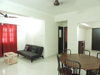 1BHK Apartment Green Palm Holiday Homes, Candolim