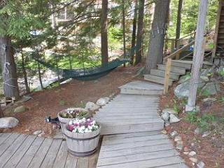 Winnipesaukee Waterfront with views of Stonedam Island (NOL18W) - Lake Winnipesaukee vacation rentals