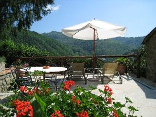 Apartment in beautiful restored farmhouse, Bagni di Lucca