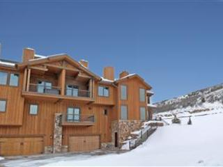 Luxury Townhouse at Canyons Resort - Utah Ski Country vacation rentals