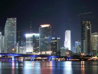 Miami Downtown Hottest Water Front  luxury Penthouse
