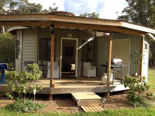 Yurt Farm stay fully self contained - New South Wales vacation rentals