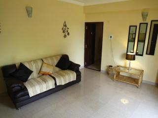 01) Private 1 Bed Apartment, Nazri Resort, Baga