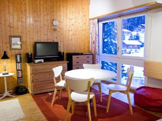 Apartment in a skiing chalet, Anzere