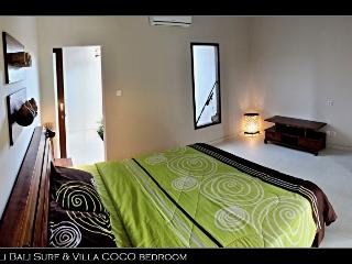 Chilli Villa Coco bedroom, Mengwi