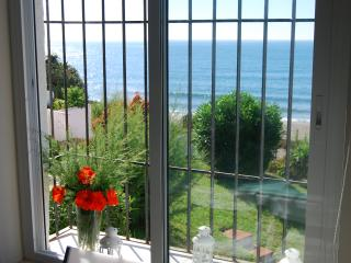 Access direct Beach Mijas,WIFI,private garden,a/a