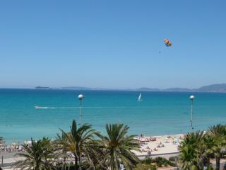 Stunning Views over the Palma Bay. Beach location., Playa de Palma