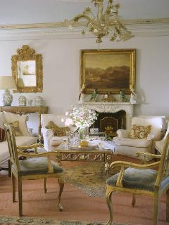 Stylish and elegant banquet room on the first floor