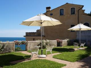 Charming historic villa with sea view, Vietri sul Mare