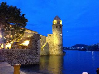 20 m to beach-in the old town, Collioure