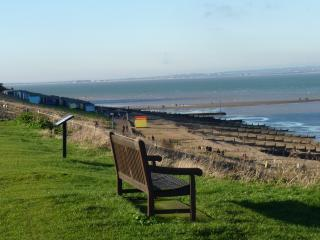 Whitstable house with a view