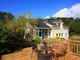 Hazelwood House stunning views, Kenmare