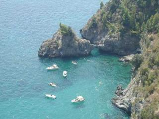 Amalfi & Capri coast sailing charter by the ca, Agerola