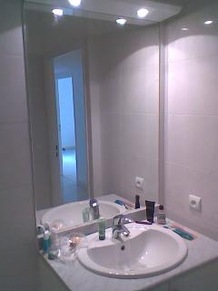 Main Shower Room with WC