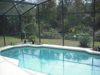 4 Bedroom Poolside Sunny Retreat with WiFi, Kissimmee