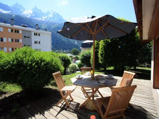 Chamois apartment, Chamonix