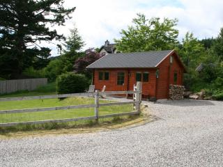 Hill Cottage Log Cabin, Fort Augustus