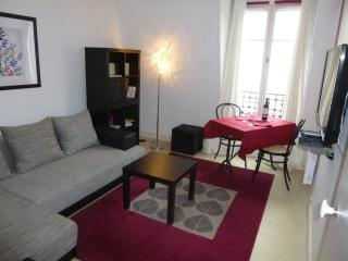 Cozy 1Bed apartment Montmartre, París
