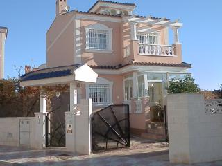 Traditional Villa with private Pool, Gran Alacant