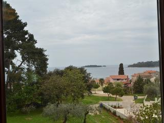 New apartments with sea view, Rovinj