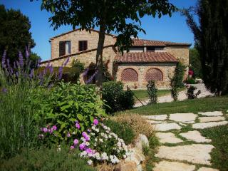 Gelso farmhouse apartment with Pool, Casole d'Elsa