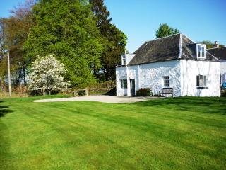 The Bothy, Comrie, great countryside walks nearby