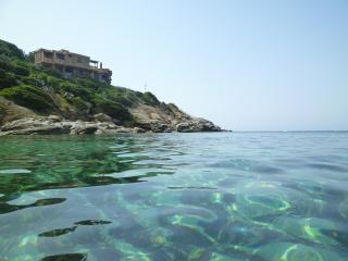 Villa 'Aragosta' on the sea, Villasimius