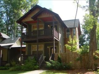 The Woods Haven - Picturesque House in Flat Rock (Woods Haven 93982) - Flat Rock - rentals