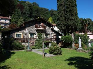 cosy apartment in Stresa in stone built chalet