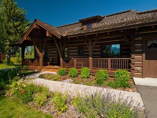 The Moose Creek Cabin at Jackson Hole Golf & Tennis Club