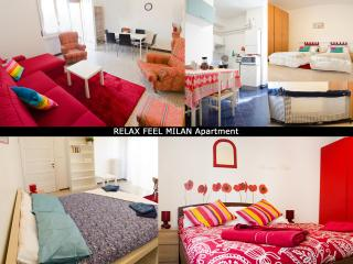 Central Apt Best for Family and Friends A/C & WiFi, Mailand