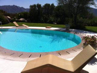 Villa with pool in Costa Smeralda, Porto Rotondo