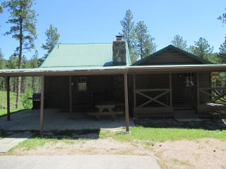 Harney View Cabin, Hill City