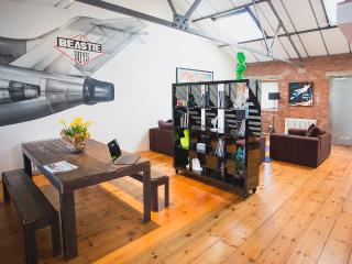 The Loft at Paintworks Bristol