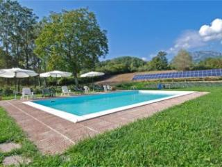 Peaceful Tuscan holiday farmhouse with horses and swimming pool, Castiglione di Garfagnana