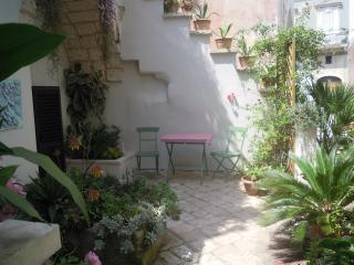 Private courtyard for your sole use