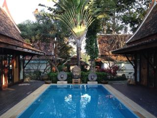 Spa Villa by river, your home for a great escape!, Chiang Mai