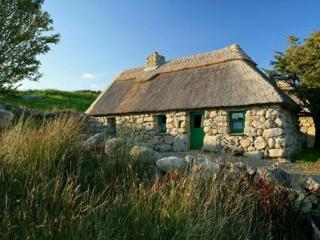 Thatched Cottage at Cnoc Suain Connemara, County Galway