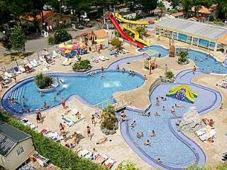 Mobilhome 6 personas camping5*, Messanges