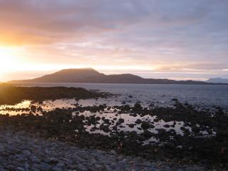 Louisburgh, Mayo, beside the sea, Islands View,