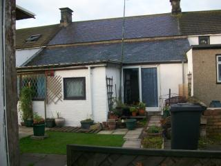 Brigand Cottage by the sea, Morpeth