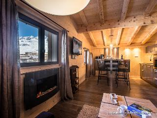 Luxury studio in Alpe d'Huez, L'Alpe-d'Huez