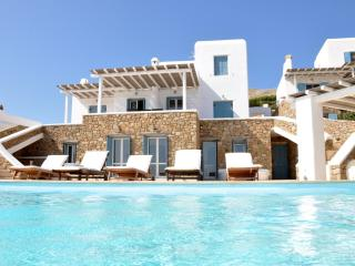 Luxurious Infinity Pool Villa in Mykonos