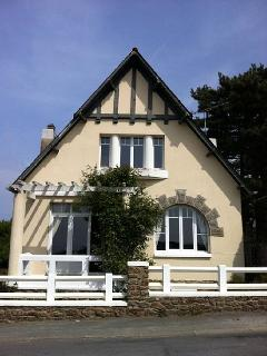 House with garden, completely renovated in 2012, sea view - Brittany vacation rentals