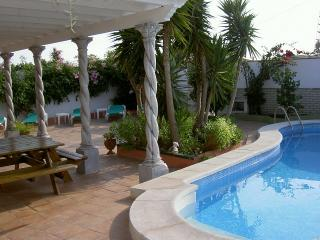Villa with private pool 20 minutes walk to centre., Nerja