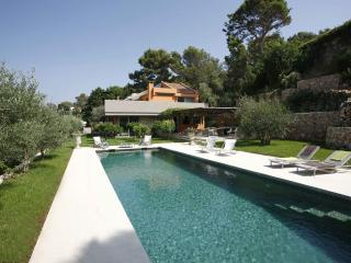 Villa Malga, nice pool, parking, 10mn from Nice
