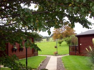 The Spinney Lodges- 2 bedrooms, Jedburgh