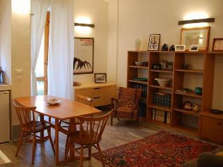 Stylish 1 bedroom apartment in Viareggio, Tuscany offers terrace, lift and parking access