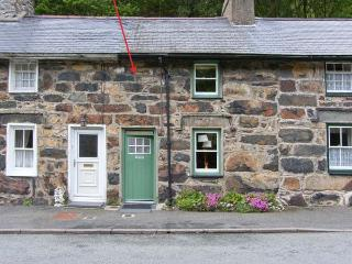 COPPER MINER'S COTTAGE woodburning stove, terraced garden, village centre in Beddgelert Ref 13851 - Gwynedd- Snowdonia vacation rentals
